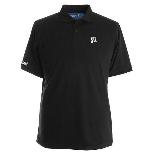 Retro Black N. Soul Fist4 Polo