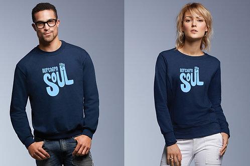His & Her's Navy Soul Sweats