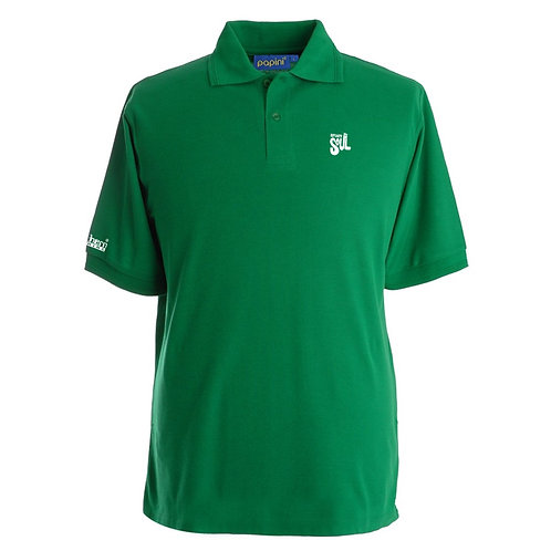Retro emerald N. Soul Fist4 Polo