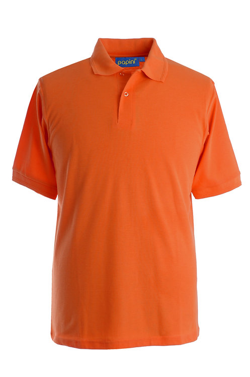 Tangerine Polo Shirt From