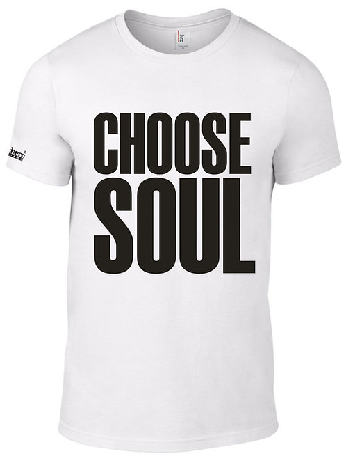 Choose Soul T-shirt