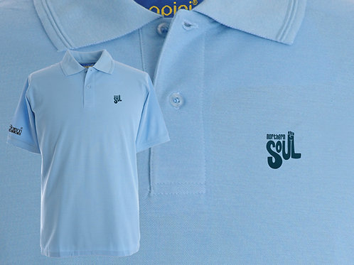 Retro Sky N. Soul Fist4 Polo