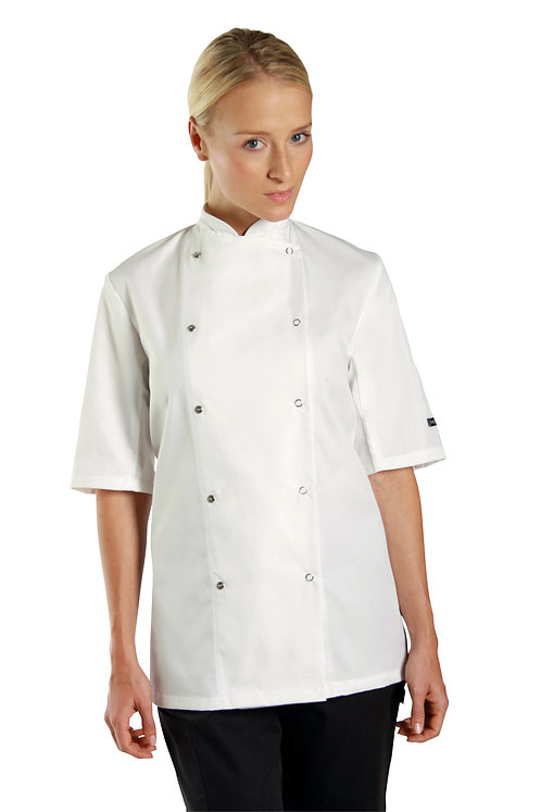 Chef Jacket S/S  DE003 From £18.50