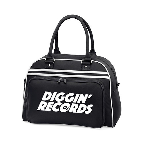 Diggin' Records Bowling Bag