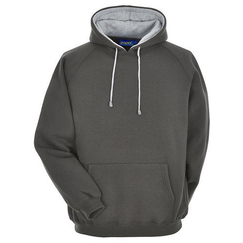 Bespoke Hoodie Titanium/Grey