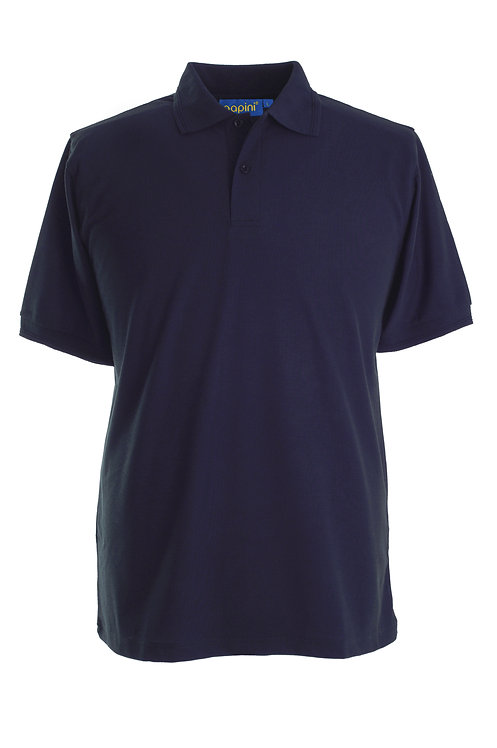 Navy Polo Shirt From