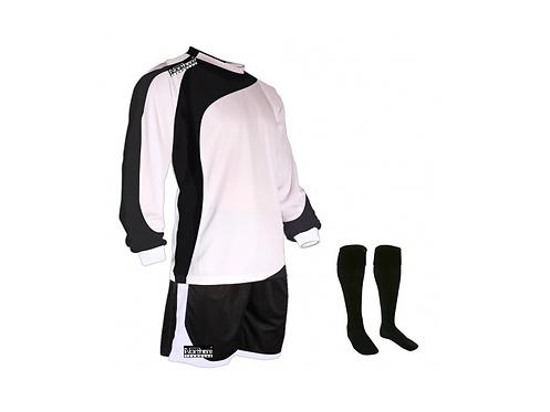 Teamwear Champions kit White/Black