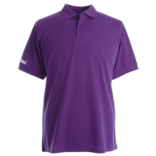 Bespoke Purple Polo