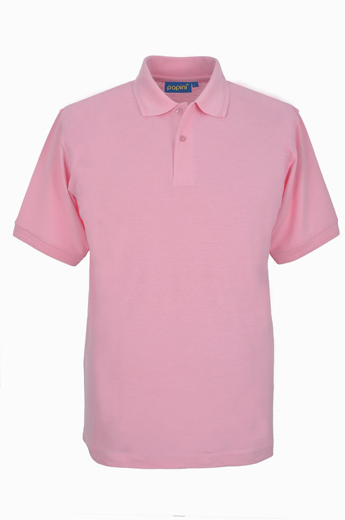 Soft Pink Polo Shirt From