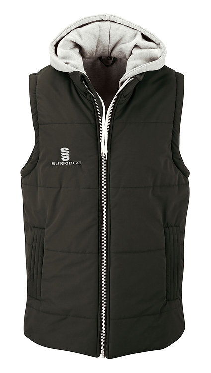 Hooded Gilet From 47.50