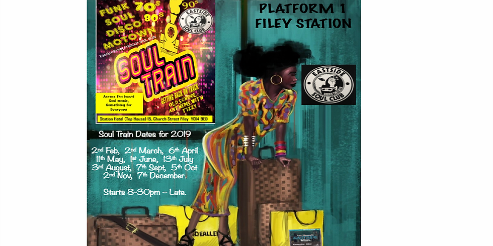 Eastside Soul Club Filey (Soultrain Night)
