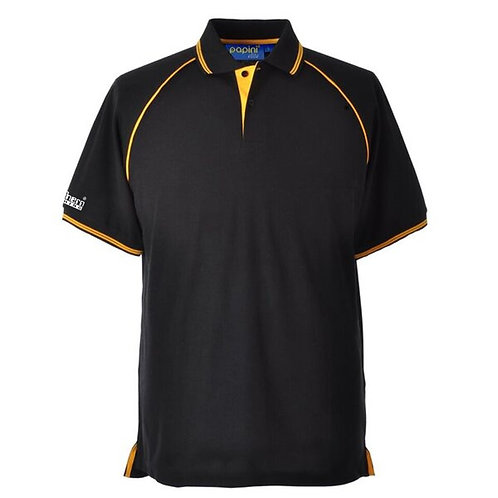 Bespoke Black Gold Polo