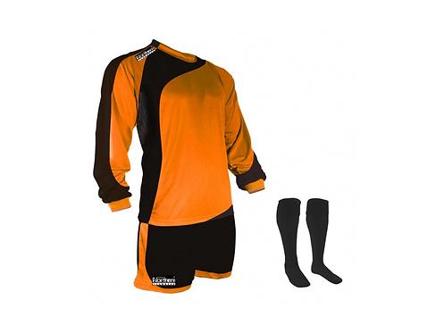 Teamwear Champions kit Orange/Black