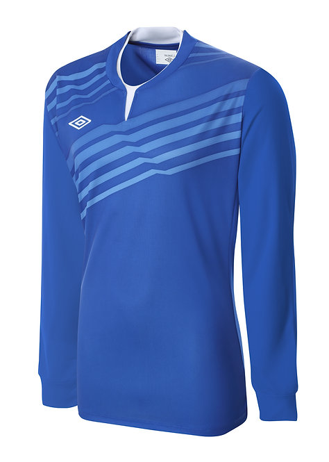 UMBRO GRAPHIC KNIT JERSEY LS £12.75