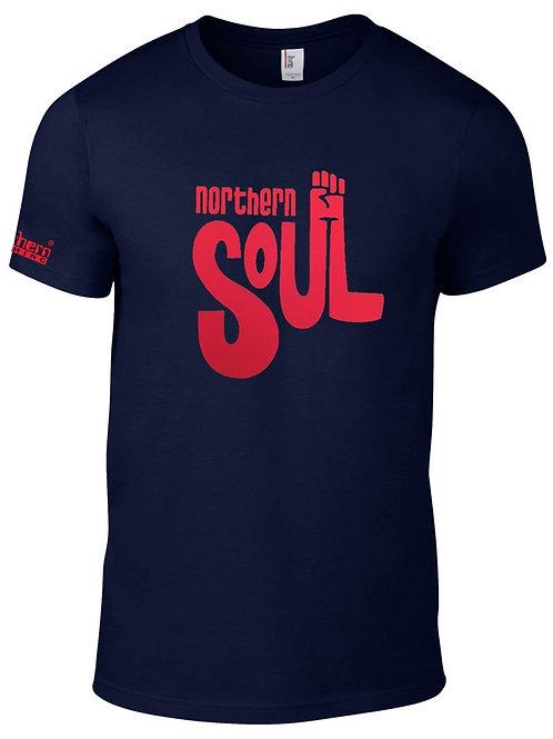 N. Soul Fist 4 T Shirt