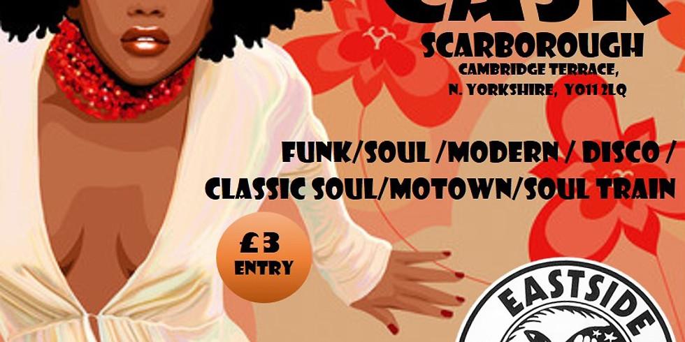 The Cask Inn Scarborough  (Soultrain Night)
