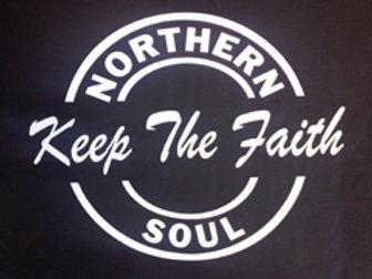Northern Soul KTF T Shirt
