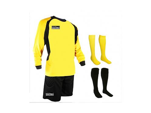 Teamwear G/Keeper Yellow/Black