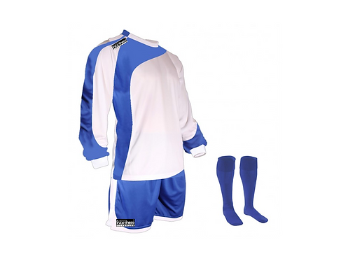 Teamwear Champions kit White/Royal