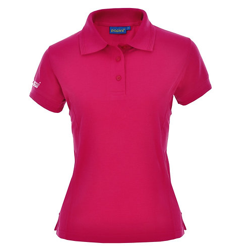 Ladies Fushia  Bespoke Polo's
