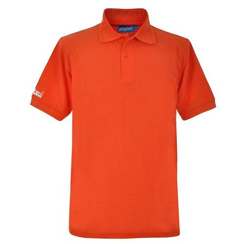 Bespoke Tangerine Polo