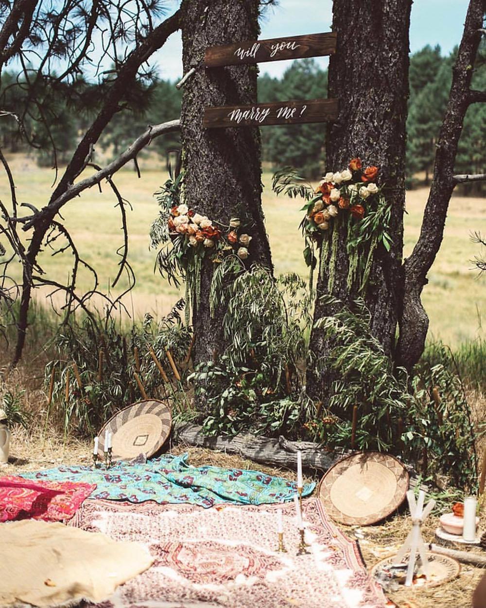 Lazaro Floral Proposal