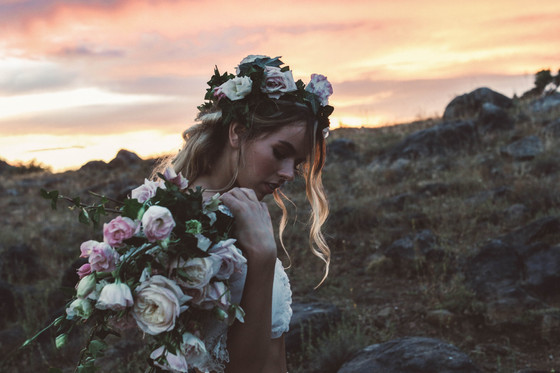 Lucid Dream: Styled Shoot by Lazaro Floral