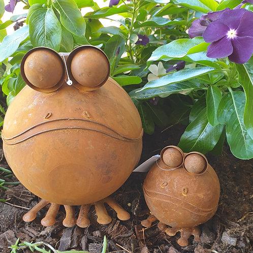 Rust Frog