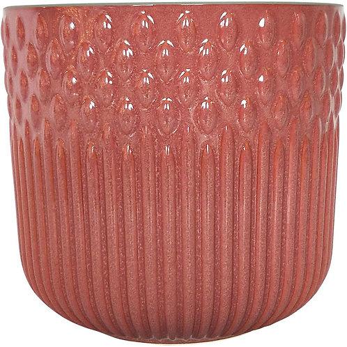 Berry Glazed Pot