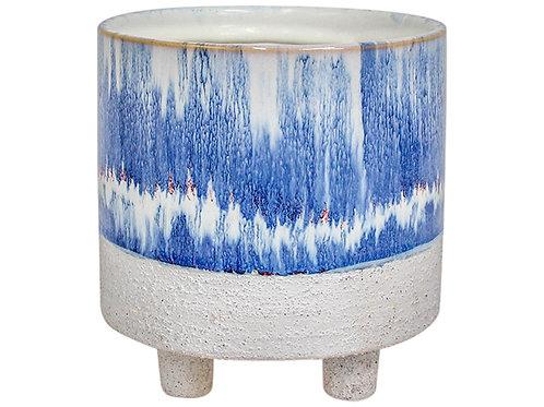 Blue / White Paint Pot