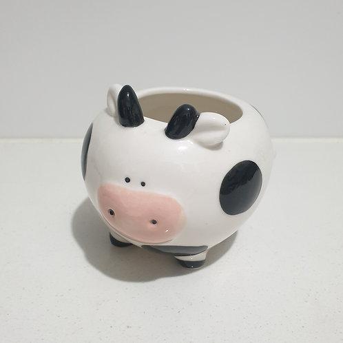 Cow Planter 12cm