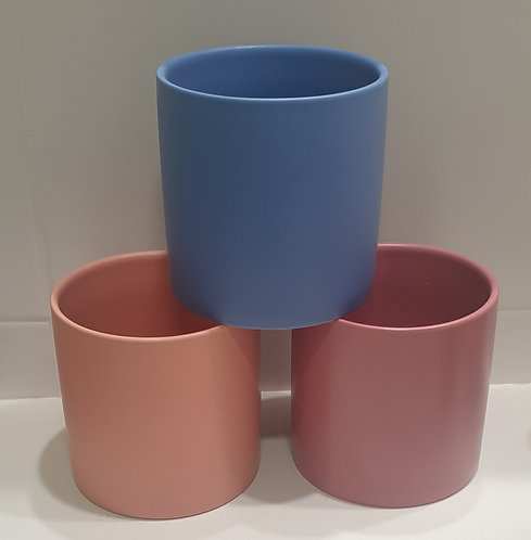 Cylinder pots 14cm