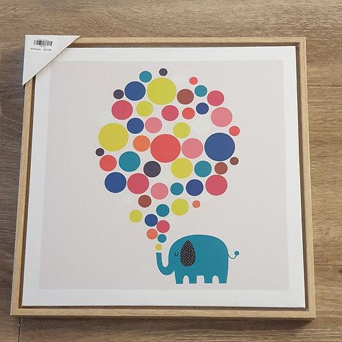 Elephant bubbles