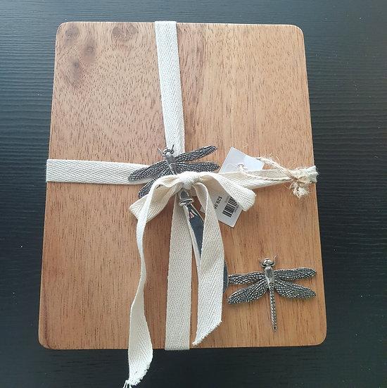 Dragonfly Cheeseboard