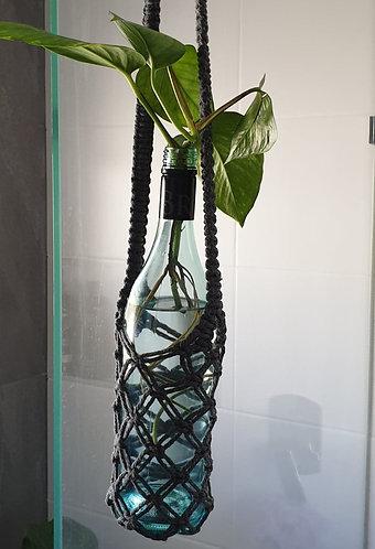 Wine bottle Macramé Hanger