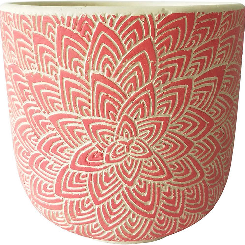 Mandala Pot