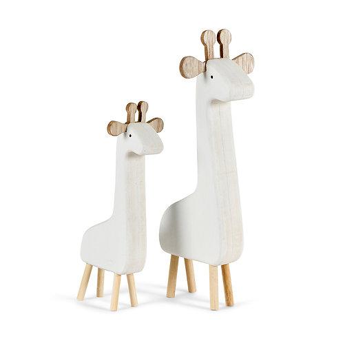 Giraffe Pair