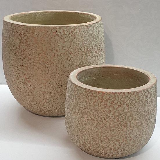 Patterned Pots