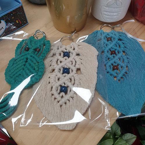 Handbag/ key rings - Owl
