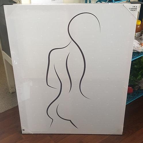 Elegant figure