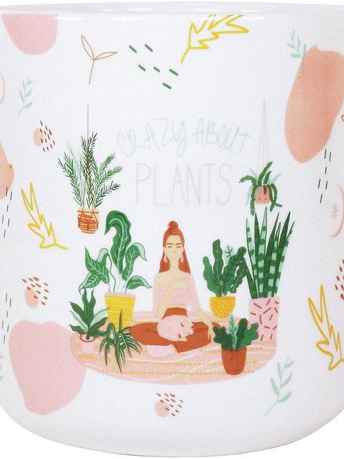Crazy about Plants