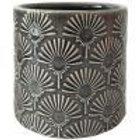 Charcoal Fan Pot
