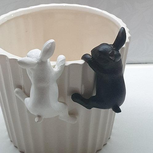 Rabbit Pot Sitters