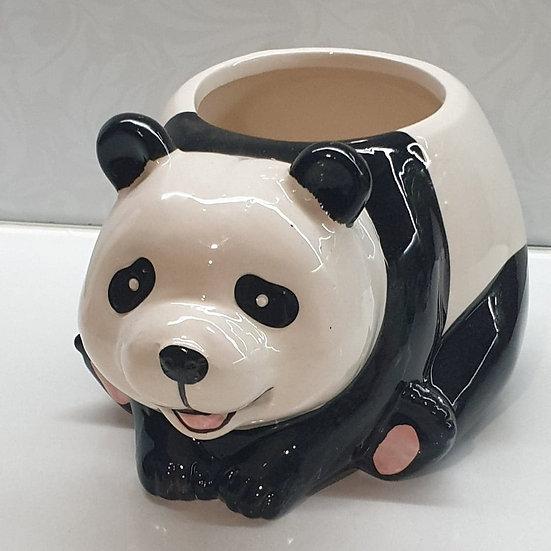 Sitting Panda Planter