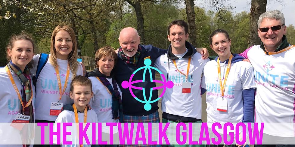 THE KILTWALK GLASGOW