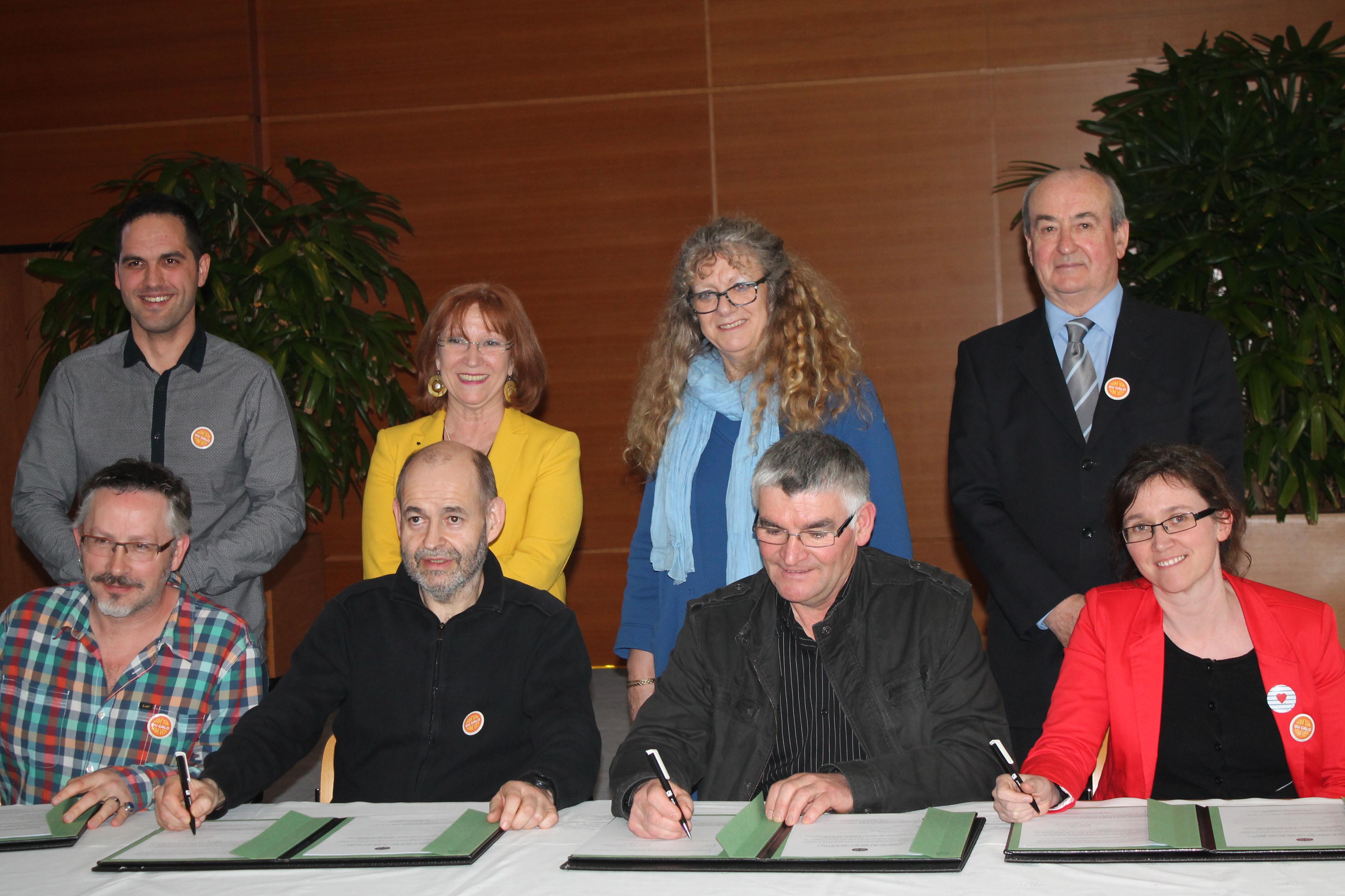 Signature Charte du Galo