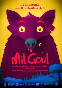 affiche Mil Goul 2018