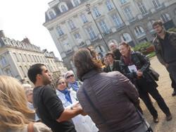 Visite de Rennes en gallo