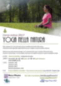 Yoga nella Natura Tradate