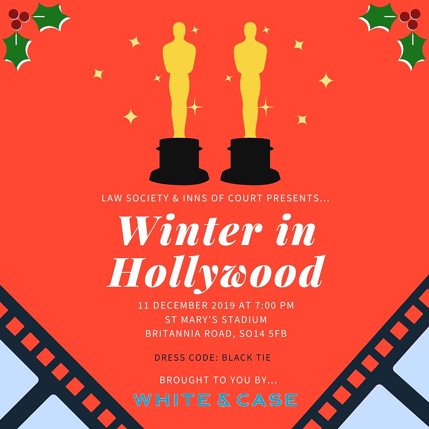 Winter in Hollywood - Law Ball 2019